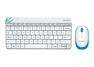 Мышь + клавиатура Logitech MK240